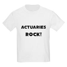 Actuaries ROCK T-Shirt