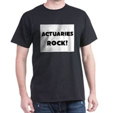 Actuaries ROCK T-Shirt
