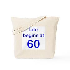 Life Begins at... Tote Bag