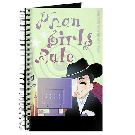 Phan Girls Rule Journal