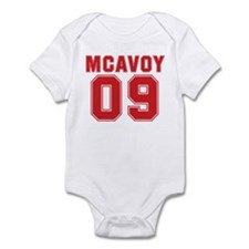 MCAVOY 09 Infant Bodysuit