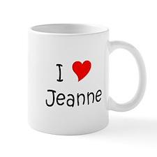 Cute Heart Mug