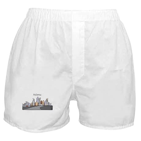 Atlanta Boxer Shorts