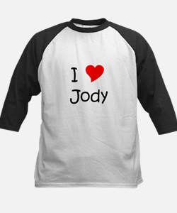 Cute I love jody Tee