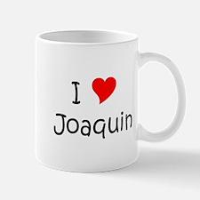 Cute I love joaquin Mug