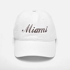 Vintage Miami Baseball Baseball Cap