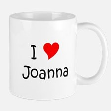 Unique Joanna Mug