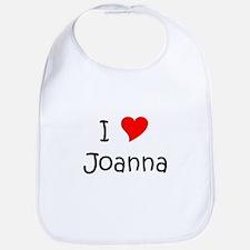 Cute Joanna Bib