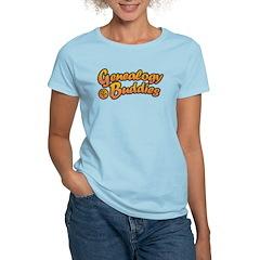 Genealogy Buddies Women's Light T-Shirt