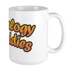 Genealogy Buddies Large Mug