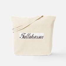 Vintage Tallahassee Tote Bag