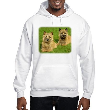 Cairn Terrier puppies 9W048D-035 Hooded Sweatshirt