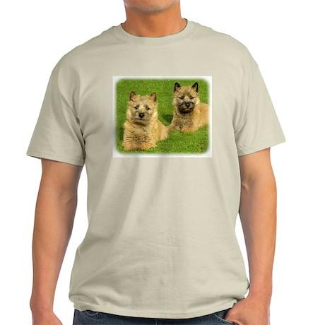 Cairn Terrier puppies 9W048D-035 Light T-Shirt