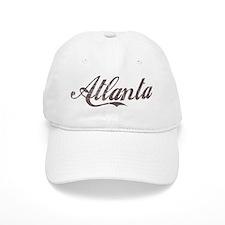 Vintage Atlanta Baseball Baseball Cap