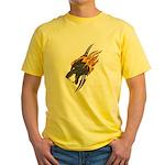 Wolf Yellow T-Shirt