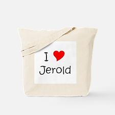 Cool Jerold Tote Bag