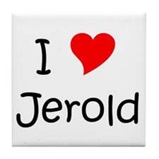 Cool Jerold Tile Coaster