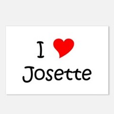 Cool Josette Postcards (Package of 8)