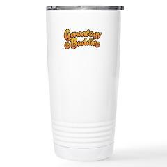 Genealogy Buddies Travel Mug