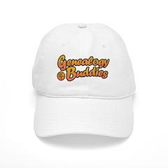 Genealogy Buddies Baseball Cap
