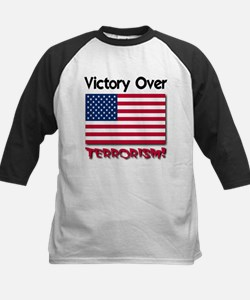 Victory Over Terrorism Old Glory Edition Tee