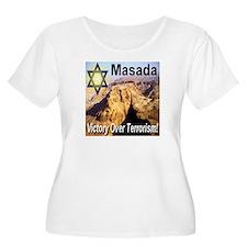 Masada Victory Over Terrorism T-Shirt