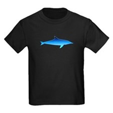 Dolphin Lover Blue T