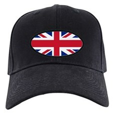 Union Jack Baseball Hat