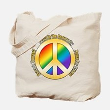 Peace In Yourself Tote Bag