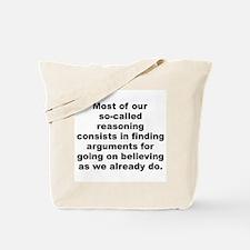 Pro atheist Tote Bag