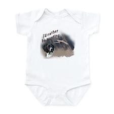 Hunting Pointer Infant Bodysuit