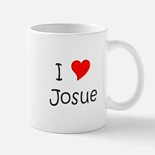 Unique Josue Mug
