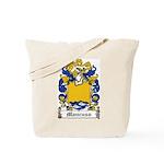 Mancuso Family Crest Tote Bag