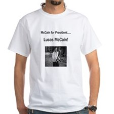 Lucas McCain for President Shirt