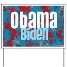 For ObamaBiden Yard Sign