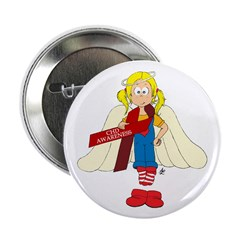 """Matters Of The Heart 2.25"""" Button (10 pack)"""