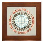 Universal HealthCare Tile (Framed)