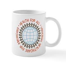 Universal HealthCare Small Mugs