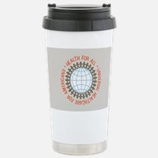 Universal HealthCare Stainless Steel Travel Mug