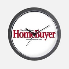 Unique First time home buyer Wall Clock