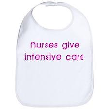 Nurses Give Intensive Care Bib