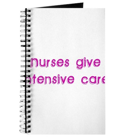 Nurses Give Intensive Care Journal