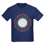 Universal HealthCare Kids T-Shirt (Dark)
