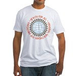 Universal HealthCare Men's Fitted T Shirt