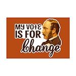 Vote Change Poster Print (Mini)