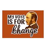 Vote Change Postcards (8 pk)