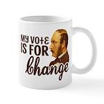 Vote Change Mug
