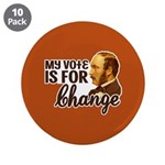 Vote Change Large Buttons (10 pk)
