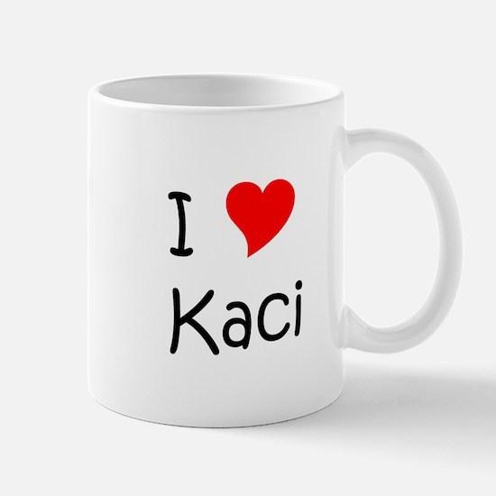 Cute Kaci Mug