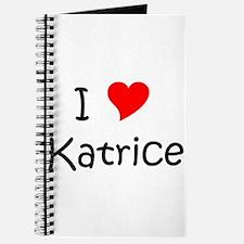 Funny Katrice Journal
